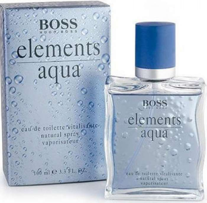 hudo boss elements aqua edt 3 3oz men perfumes fragrances. Black Bedroom Furniture Sets. Home Design Ideas